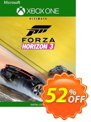 Forza Horizon 3 Ultimate Edition Xbox One (US) discount coupon Forza Horizon 3 Ultimate Edition Xbox One (US) Deal 2021 CDkeys - Forza Horizon 3 Ultimate Edition Xbox One (US) Exclusive Sale offer for iVoicesoft
