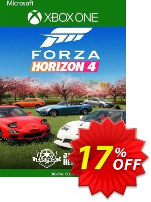 Forza Horizon 4 Japanese Heroes Car Pack Xbox One (UK) discount coupon Forza Horizon 4 Japanese Heroes Car Pack Xbox One (UK) Deal 2021 CDkeys - Forza Horizon 4 Japanese Heroes Car Pack Xbox One (UK) Exclusive Sale offer for iVoicesoft