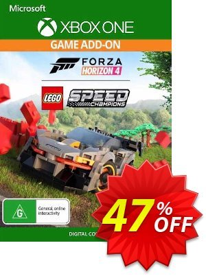 Forza Horizon 4: Lego Speed Champions Xbox One (EU) discount coupon Forza Horizon 4: Lego Speed Champions Xbox One (EU) Deal 2021 CDkeys - Forza Horizon 4: Lego Speed Champions Xbox One (EU) Exclusive Sale offer for iVoicesoft