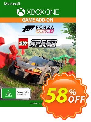 Forza Horizon 4 Lego Speed Champions Xbox One (UK) discount coupon Forza Horizon 4 Lego Speed Champions Xbox One (UK) Deal 2021 CDkeys - Forza Horizon 4 Lego Speed Champions Xbox One (UK) Exclusive Sale offer for iVoicesoft