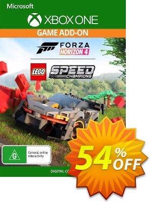 Forza Horizon 4: Lego Speed Champions Xbox One (US) discount coupon Forza Horizon 4: Lego Speed Champions Xbox One (US) Deal 2021 CDkeys - Forza Horizon 4: Lego Speed Champions Xbox One (US) Exclusive Sale offer for iVoicesoft