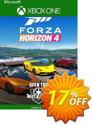 Forza Horizon 4 Open Top Car Pack Xbox One (UK) discount coupon Forza Horizon 4 Open Top Car Pack Xbox One (UK) Deal 2021 CDkeys - Forza Horizon 4 Open Top Car Pack Xbox One (UK) Exclusive Sale offer for iVoicesoft