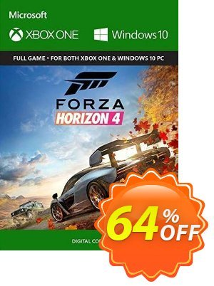 Forza Horizon 4  Xbox One/Xbox Series X|S/PC (US) discount coupon Forza Horizon 4  Xbox One/Xbox Series X|S/PC (US) Deal 2021 CDkeys - Forza Horizon 4  Xbox One/Xbox Series X|S/PC (US) Exclusive Sale offer for iVoicesoft