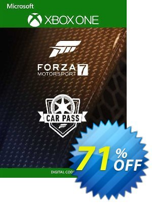 Forza Motorsport 7 Car Pass Xbox One (UK) discount coupon Forza Motorsport 7 Car Pass Xbox One (UK) Deal 2021 CDkeys - Forza Motorsport 7 Car Pass Xbox One (UK) Exclusive Sale offer for iVoicesoft