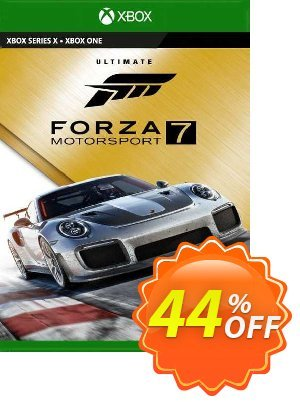 Forza Motorsport 7 Ultimate Edition Xbox One (EU) Coupon, discount Forza Motorsport 7 Ultimate Edition Xbox One (EU) Deal 2021 CDkeys. Promotion: Forza Motorsport 7 Ultimate Edition Xbox One (EU) Exclusive Sale offer for iVoicesoft