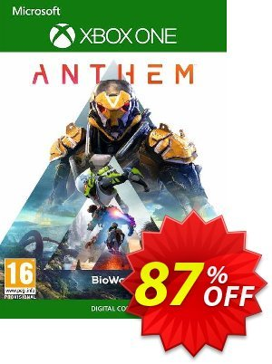ANTHEM Xbox One (UK) Coupon, discount ANTHEM Xbox One (UK) Deal 2021 CDkeys. Promotion: ANTHEM Xbox One (UK) Exclusive Sale offer for iVoicesoft