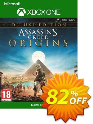 Assassin's Creed Origins - Deluxe Edition Xbox One (UK) discount coupon Assassin's Creed Origins - Deluxe Edition Xbox One (UK) Deal 2021 CDkeys - Assassin's Creed Origins - Deluxe Edition Xbox One (UK) Exclusive Sale offer for iVoicesoft