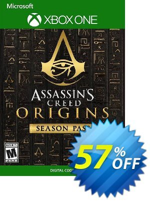 Assassin's Creed Origins - Season Pass Xbox One (UK) discount coupon Assassin's Creed Origins - Season Pass Xbox One (UK) Deal 2021 CDkeys - Assassin's Creed Origins - Season Pass Xbox One (UK) Exclusive Sale offer for iVoicesoft