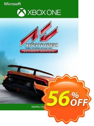 Assetto Corsa Ultimate Edition Xbox One (UK) discount coupon Assetto Corsa Ultimate Edition Xbox One (UK) Deal 2021 CDkeys - Assetto Corsa Ultimate Edition Xbox One (UK) Exclusive Sale offer for iVoicesoft