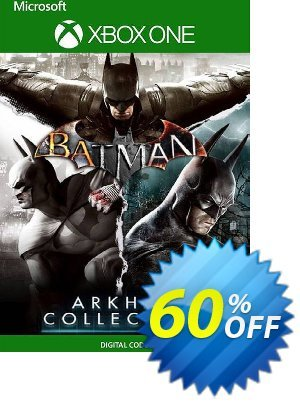 Batman: Arkham Collection Xbox One (UK) discount coupon Batman: Arkham Collection Xbox One (UK) Deal 2021 CDkeys - Batman: Arkham Collection Xbox One (UK) Exclusive Sale offer for iVoicesoft