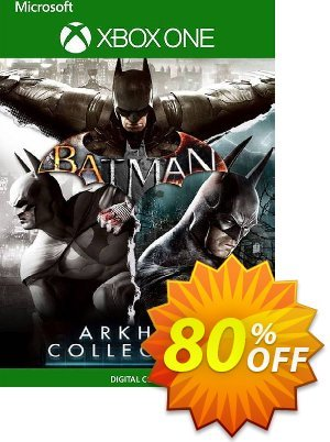 Batman: Arkham Collection Xbox One (US) discount coupon Batman: Arkham Collection Xbox One (US) Deal 2021 CDkeys - Batman: Arkham Collection Xbox One (US) Exclusive Sale offer for iVoicesoft
