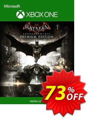 Batman: Arkham Knight Premium Edition Xbox One (UK) discount coupon Batman: Arkham Knight Premium Edition Xbox One (UK) Deal 2021 CDkeys - Batman: Arkham Knight Premium Edition Xbox One (UK) Exclusive Sale offer for iVoicesoft