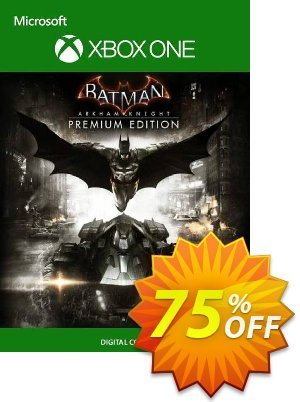 Batman: Arkham Knight Premium Edition Xbox One (US) discount coupon Batman: Arkham Knight Premium Edition Xbox One (US) Deal 2021 CDkeys - Batman: Arkham Knight Premium Edition Xbox One (US) Exclusive Sale offer for iVoicesoft