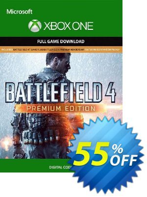 Battlefield 4 - Premium Edition Xbox One discount coupon Battlefield 4 - Premium Edition Xbox One Deal 2021 CDkeys - Battlefield 4 - Premium Edition Xbox One Exclusive Sale offer for iVoicesoft