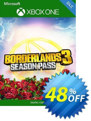 Borderlands 3 - Season Pass Xbox One (UK) discount coupon Borderlands 3 - Season Pass Xbox One (UK) Deal 2021 CDkeys - Borderlands 3 - Season Pass Xbox One (UK) Exclusive Sale offer for iVoicesoft