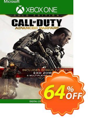 Call of Duty Advanced Warfare Gold Edition Xbox One (UK) discount coupon Call of Duty Advanced Warfare Gold Edition Xbox One (UK) Deal 2021 CDkeys - Call of Duty Advanced Warfare Gold Edition Xbox One (UK) Exclusive Sale offer for iVoicesoft