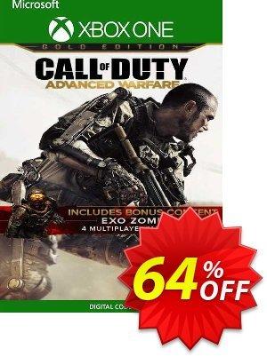 Call of Duty Advanced Warfare Gold Edition Xbox One (UK) 優惠券,折扣碼 Call of Duty Advanced Warfare Gold Edition Xbox One (UK) Deal 2021 CDkeys,促銷代碼: Call of Duty Advanced Warfare Gold Edition Xbox One (UK) Exclusive Sale offer for iVoicesoft