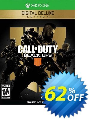 Call of Duty: Black Ops 4 - Digital Deluxe Xbox One (UK) discount coupon Call of Duty: Black Ops 4 - Digital Deluxe Xbox One (UK) Deal 2021 CDkeys - Call of Duty: Black Ops 4 - Digital Deluxe Xbox One (UK) Exclusive Sale offer for iVoicesoft