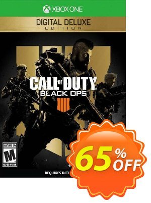 Call of Duty Black Ops 4 - Digital Deluxe Xbox One (US) discount coupon Call of Duty Black Ops 4 - Digital Deluxe Xbox One (US) Deal 2021 CDkeys - Call of Duty Black Ops 4 - Digital Deluxe Xbox One (US) Exclusive Sale offer for iVoicesoft