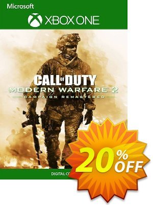 Call of Duty: Modern Warfare 2 Campaign Remastered Xbox One (UK) discount coupon Call of Duty: Modern Warfare 2 Campaign Remastered Xbox One (UK) Deal 2021 CDkeys - Call of Duty: Modern Warfare 2 Campaign Remastered Xbox One (UK) Exclusive Sale offer for iVoicesoft