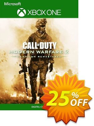 Call of Duty: Modern Warfare 2 Campaign Remastered Xbox One (US) discount coupon Call of Duty: Modern Warfare 2 Campaign Remastered Xbox One (US) Deal 2021 CDkeys - Call of Duty: Modern Warfare 2 Campaign Remastered Xbox One (US) Exclusive Sale offer for iVoicesoft