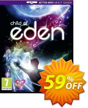 Child of Eden - Kinect Compatible Xbox One/360 優惠券,折扣碼 Child of Eden - Kinect Compatible Xbox One/360 Deal 2021 CDkeys,促銷代碼: Child of Eden - Kinect Compatible Xbox One/360 Exclusive Sale offer for iVoicesoft