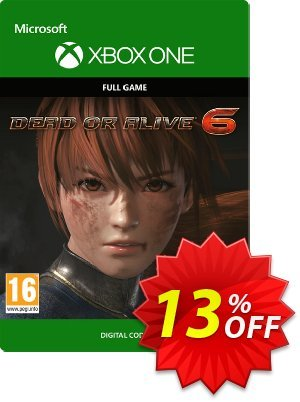 Dead or Alive 6 Xbox One discount coupon Dead or Alive 6 Xbox One Deal 2021 CDkeys - Dead or Alive 6 Xbox One Exclusive Sale offer for iVoicesoft