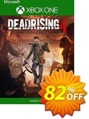 Dead Rising 4 Xbox One (UK) discount coupon Dead Rising 4 Xbox One (UK) Deal 2021 CDkeys - Dead Rising 4 Xbox One (UK) Exclusive Sale offer for iVoicesoft
