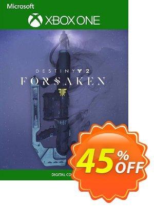 Destiny 2: Forsaken Xbox One (UK) discount coupon Destiny 2: Forsaken Xbox One (UK) Deal 2021 CDkeys - Destiny 2: Forsaken Xbox One (UK) Exclusive Sale offer for iVoicesoft