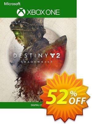 Destiny 2 Shadowkeep Xbox One (UK) discount coupon Destiny 2 Shadowkeep Xbox One (UK) Deal 2021 CDkeys - Destiny 2 Shadowkeep Xbox One (UK) Exclusive Sale offer for iVoicesoft