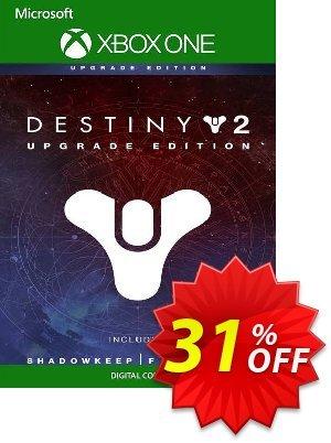 Destiny 2: Upgrade Edition Xbox One (EU) discount coupon Destiny 2: Upgrade Edition Xbox One (EU) Deal 2021 CDkeys - Destiny 2: Upgrade Edition Xbox One (EU) Exclusive Sale offer for iVoicesoft