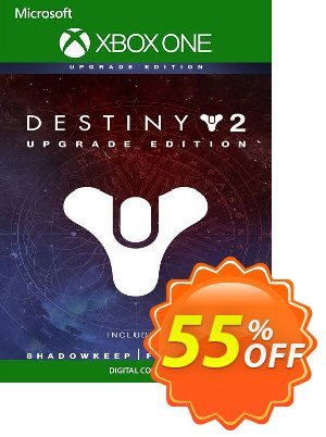 Destiny 2: Upgrade Edition Xbox One (UK) discount coupon Destiny 2: Upgrade Edition Xbox One (UK) Deal 2021 CDkeys - Destiny 2: Upgrade Edition Xbox One (UK) Exclusive Sale offer for iVoicesoft