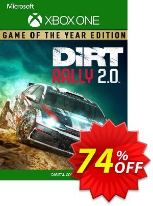 Dirt Rally 2.0 - Game of the Year Edition Xbox One (UK) discount coupon Dirt Rally 2.0 - Game of the Year Edition Xbox One (UK) Deal 2021 CDkeys - Dirt Rally 2.0 - Game of the Year Edition Xbox One (UK) Exclusive Sale offer for iVoicesoft