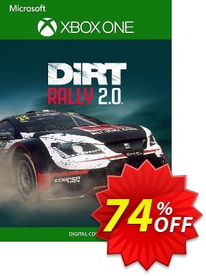 Dirt Rally 2.0 Xbox One (UK) discount coupon Dirt Rally 2.0 Xbox One (UK) Deal 2021 CDkeys - Dirt Rally 2.0 Xbox One (UK) Exclusive Sale offer for iVoicesoft