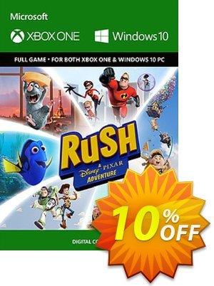 Disney Rush: A Disney Pixar Adventure PC / Xbox One discount coupon Disney Rush: A Disney Pixar Adventure PC / Xbox One Deal 2021 CDkeys - Disney Rush: A Disney Pixar Adventure PC / Xbox One Exclusive Sale offer for iVoicesoft