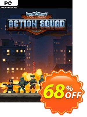 Door Kickers: Action Squad PC discount coupon Door Kickers: Action Squad PC Deal 2021 CDkeys - Door Kickers: Action Squad PC Exclusive Sale offer for iVoicesoft