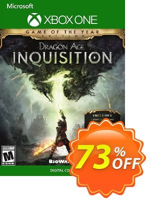 Dragon Age Inquisition: Game of the Year Edition Xbox One (UK) discount coupon Dragon Age Inquisition: Game of the Year Edition Xbox One (UK) Deal 2021 CDkeys - Dragon Age Inquisition: Game of the Year Edition Xbox One (UK) Exclusive Sale offer for iVoicesoft