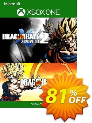 Dragon Ball Xenoverse 1 and 2 Bundle Xbox One (UK) Coupon, discount Dragon Ball Xenoverse 1 and 2 Bundle Xbox One (UK) Deal 2021 CDkeys. Promotion: Dragon Ball Xenoverse 1 and 2 Bundle Xbox One (UK) Exclusive Sale offer for iVoicesoft