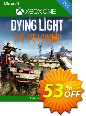 Dying Light: The Following Xbox One (UK) discount coupon Dying Light: The Following Xbox One (UK) Deal 2021 CDkeys - Dying Light: The Following Xbox One (UK) Exclusive Sale offer for iVoicesoft