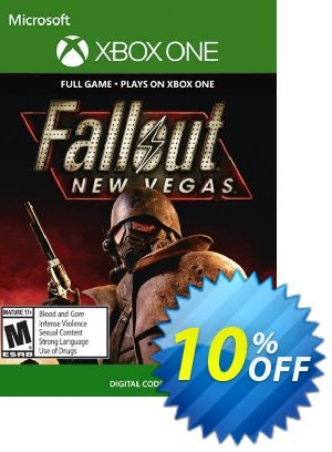 Fallout: New Vegas Xbox One discount coupon Fallout: New Vegas Xbox One Deal 2021 CDkeys - Fallout: New Vegas Xbox One Exclusive Sale offer for iVoicesoft