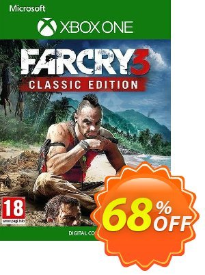 Far Cry 3 Classic Edition Xbox One (UK) discount coupon Far Cry 3 Classic Edition Xbox One (UK) Deal 2021 CDkeys - Far Cry 3 Classic Edition Xbox One (UK) Exclusive Sale offer for iVoicesoft