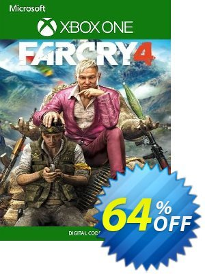 Far Cry 4 Xbox One (UK) discount coupon Far Cry 4 Xbox One (UK) Deal 2021 CDkeys - Far Cry 4 Xbox One (UK) Exclusive Sale offer for iVoicesoft