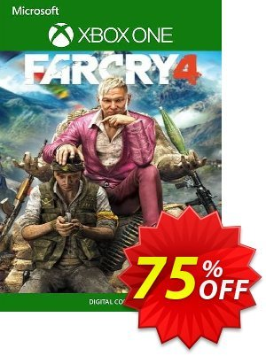 Far Cry 4 Xbox One (US) discount coupon Far Cry 4 Xbox One (US) Deal 2021 CDkeys - Far Cry 4 Xbox One (US) Exclusive Sale offer for iVoicesoft