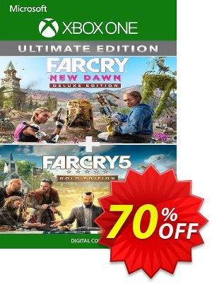 Far Cry 5 Gold Edition and Far Cry New Dawn Deluxe Edition Bundle Xbox One (UK) discount coupon Far Cry 5 Gold Edition and Far Cry New Dawn Deluxe Edition Bundle Xbox One (UK) Deal 2021 CDkeys - Far Cry 5 Gold Edition and Far Cry New Dawn Deluxe Edition Bundle Xbox One (UK) Exclusive Sale offer for iVoicesoft