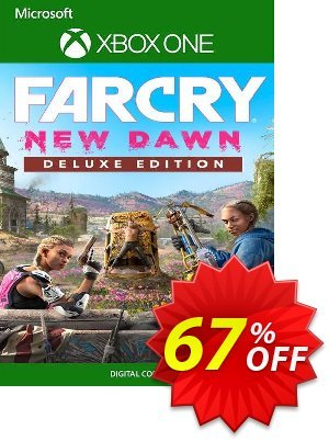 Far Cry New Dawn Deluxe Edition Xbox One (UK) discount coupon Far Cry New Dawn Deluxe Edition Xbox One (UK) Deal 2021 CDkeys - Far Cry New Dawn Deluxe Edition Xbox One (UK) Exclusive Sale offer for iVoicesoft