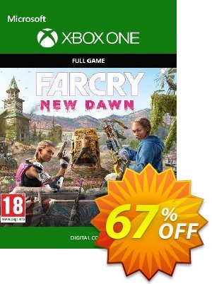 Far Cry New Dawn Xbox One discount coupon Far Cry New Dawn Xbox One Deal 2021 CDkeys - Far Cry New Dawn Xbox One Exclusive Sale offer for iVoicesoft