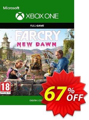 Far Cry New Dawn Xbox One Coupon, discount Far Cry New Dawn Xbox One Deal 2021 CDkeys. Promotion: Far Cry New Dawn Xbox One Exclusive Sale offer for iVoicesoft