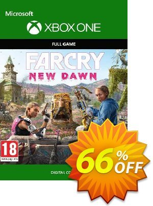 Far Cry New Dawn Xbox One (UK) discount coupon Far Cry New Dawn Xbox One (UK) Deal 2021 CDkeys - Far Cry New Dawn Xbox One (UK) Exclusive Sale offer for iVoicesoft