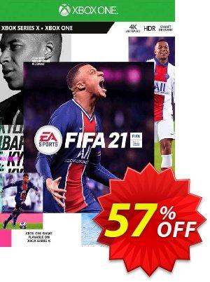 FIFA 21 Xbox One/Xbox Series X|S discount coupon FIFA 21 Xbox One/Xbox Series X|S Deal 2021 CDkeys - FIFA 21 Xbox One/Xbox Series X|S Exclusive Sale offer for iVoicesoft