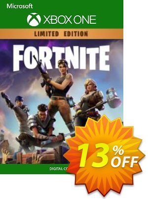 Fortnite - Limited Edition Founders Pack Xbox One discount coupon Fortnite - Limited Edition Founders Pack Xbox One Deal 2021 CDkeys - Fortnite - Limited Edition Founders Pack Xbox One Exclusive Sale offer for iVoicesoft